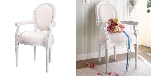 chaise style louis xvi pas cher. Black Bedroom Furniture Sets. Home Design Ideas