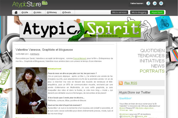 AtypicStore