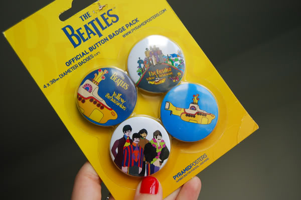 badges-the-beatles