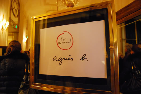 Agnes-B-defile