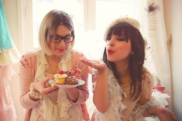confettis girls