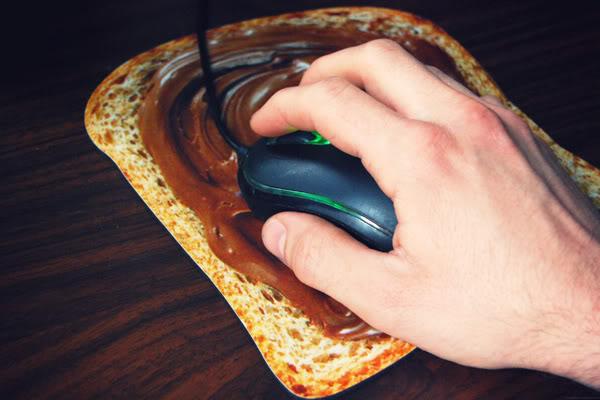 Mousepad-Nutella