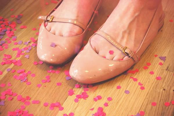 MiuMiu Haleigh's shoes
