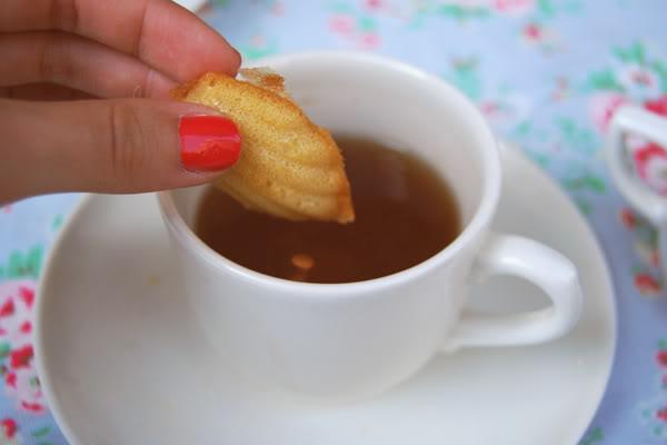 Mamie Gâteaux thé tea