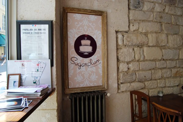SUGARPLUM cake shop