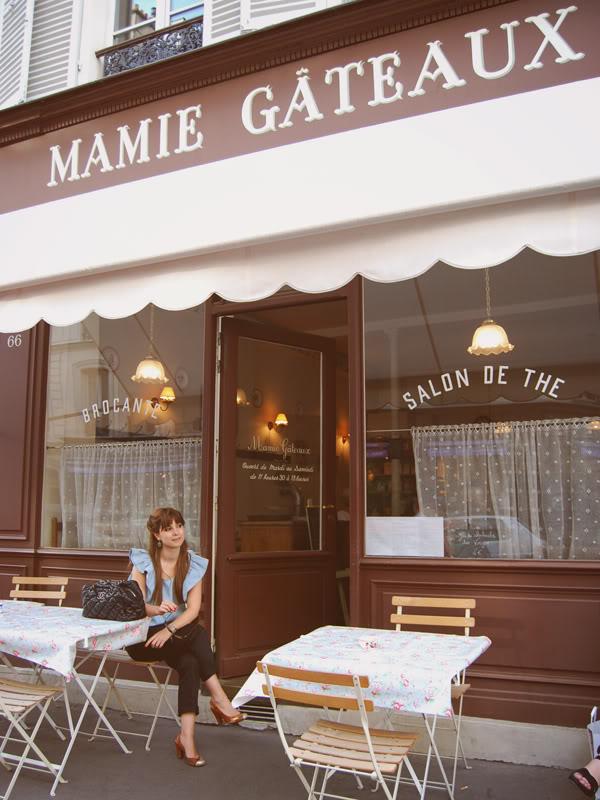 Mamie Gâteaux