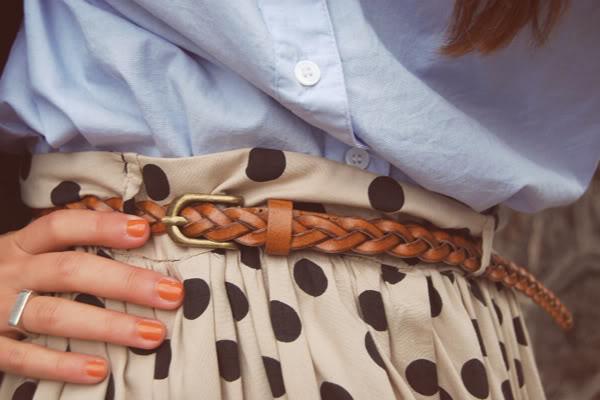 foulard noué spanish style