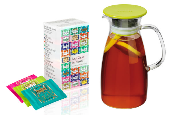 Kusmi Tea goodies bag
