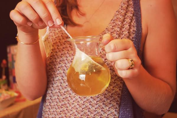 Kusmi Tea goûter