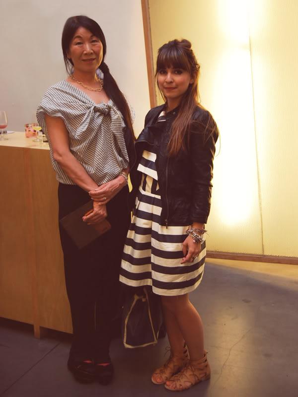 with Tsumori Chisato