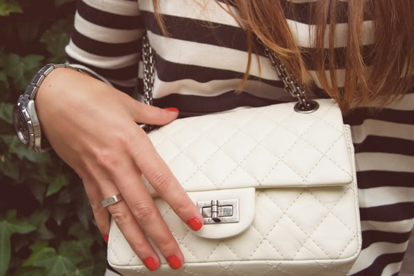 Chanel bag 2.55 via Nocopynes