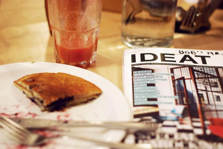 Bob's kitchen Paris brunch food yummy pancakes