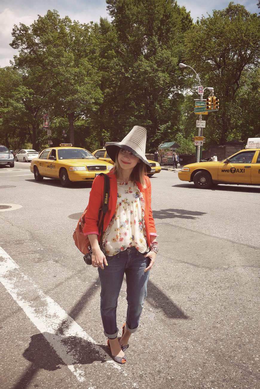 New York Central Park Valentine Hello it's Valentine