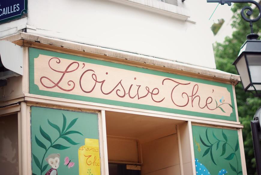 L'Oisivethé Paris Butte aux cailles salon de thé Valentine Pepa Loves