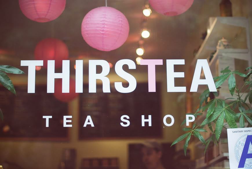Thirstea New York Bubble Tea