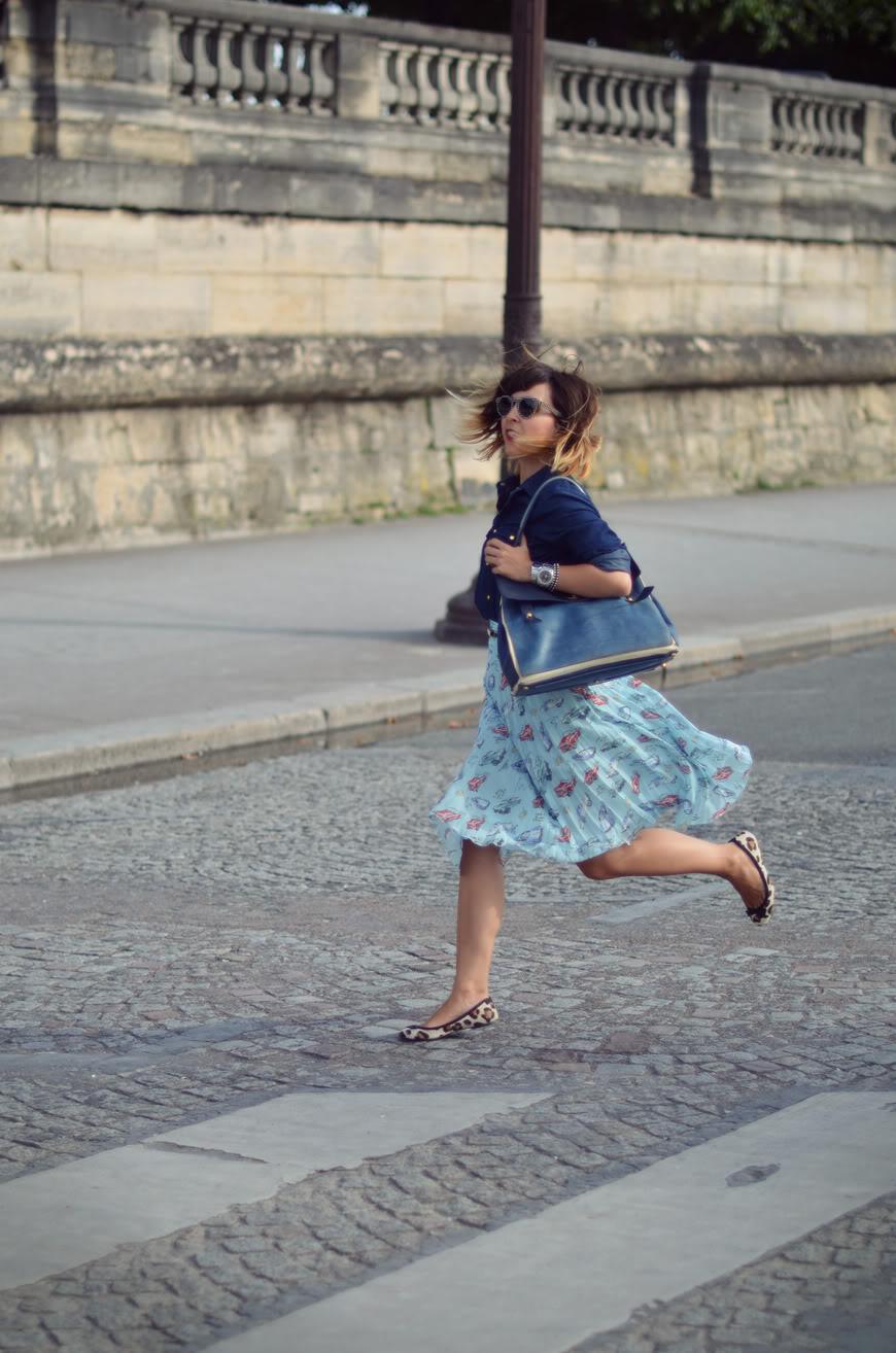 streetstyle Valentine Paris Concorde