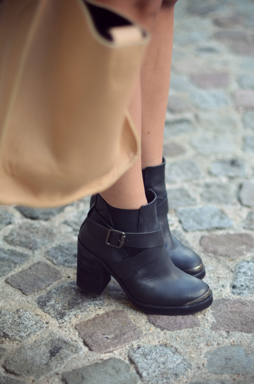 Piece of My Heart streetstyle short boots