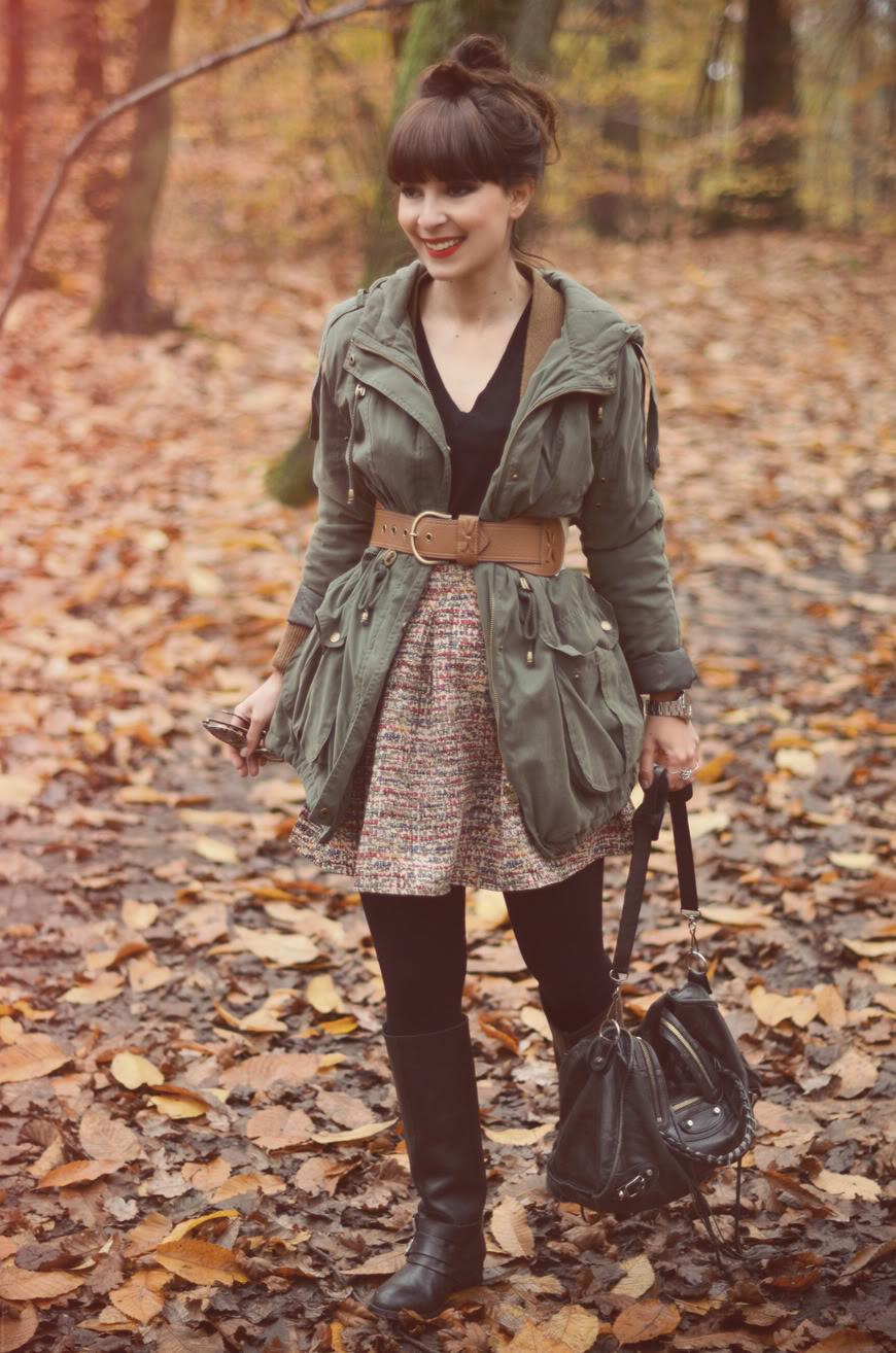 Quizás Quizás Quizás streetstyle woods look outfit Hello it's Valentine blogger