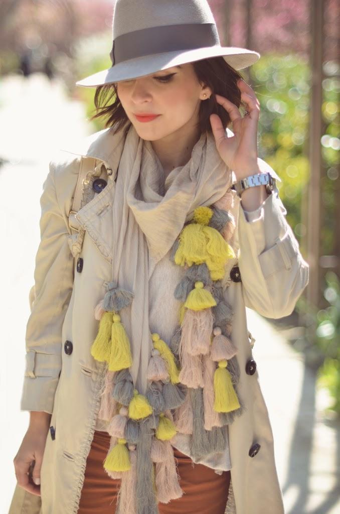 helloitsvalentine streetstyle Fedora hat Borsalino thirty Paris