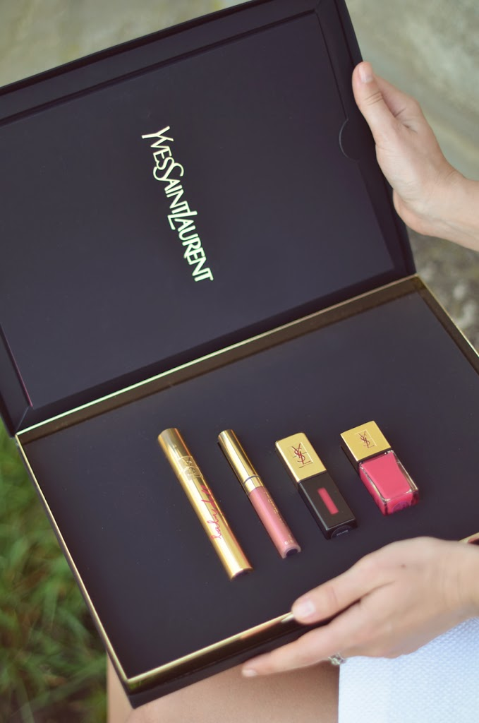 Babydoll YSL Yves Saint Laurent makeup blogger Helloitsvalentine french Manoush mascara