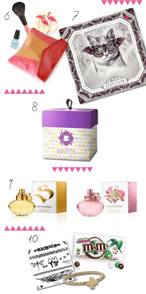 des cadeaux Helloitsvalentine giveaway gifts