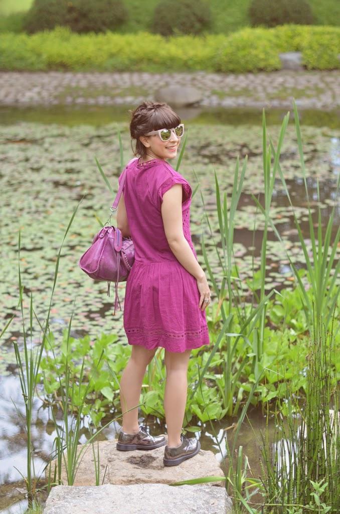 Albert Kahn jardin musée Helloitsvalentine french blogger Paris nature garden