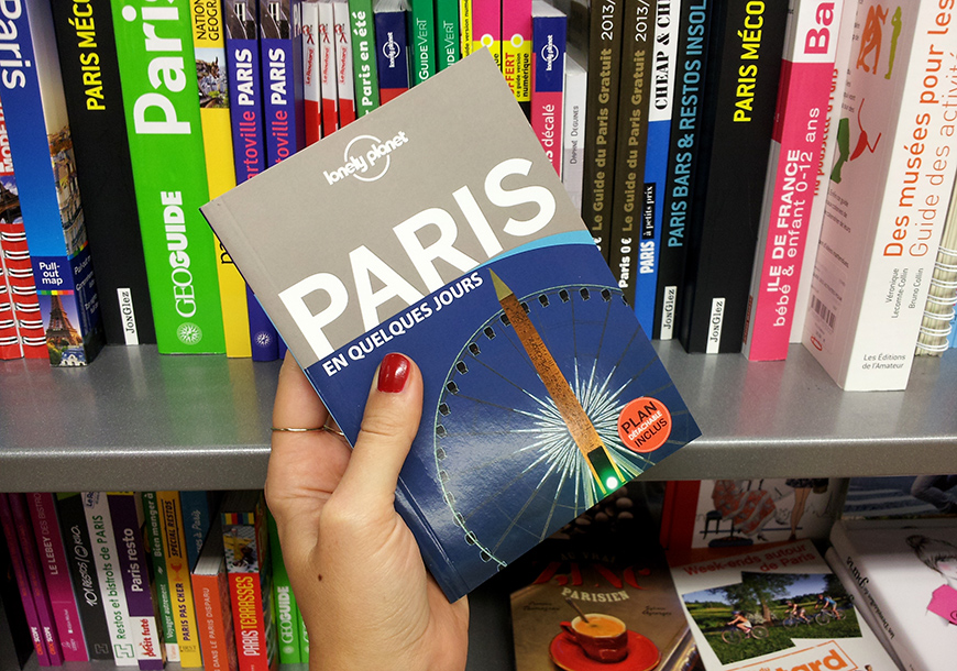Lonely Planet Paris en quelques jours Hello it's Valentine Helloitsvalentine