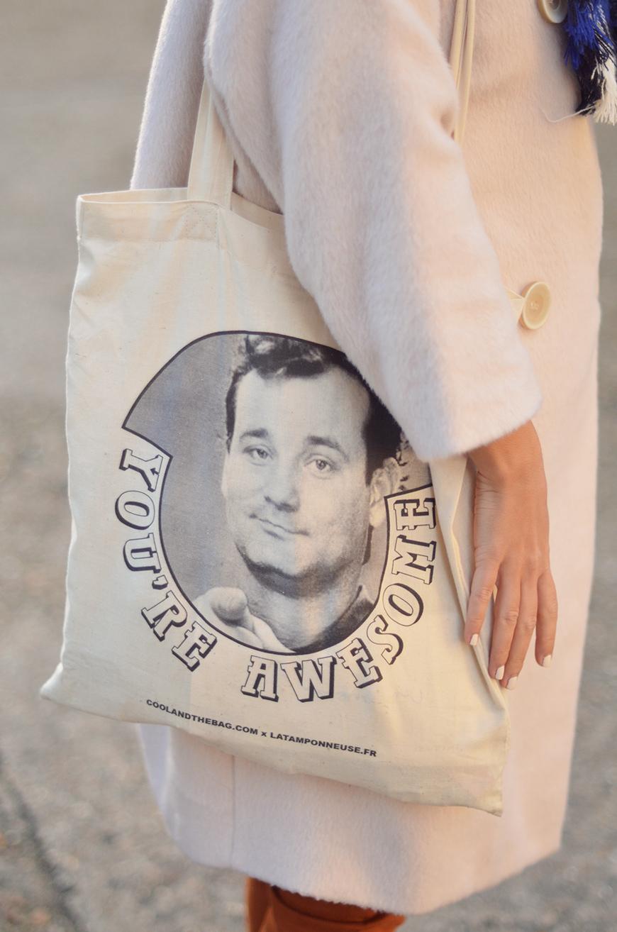 Cool and the Bag Bill Murray You're awesome Hello it's Valentine Helloitsvalentine