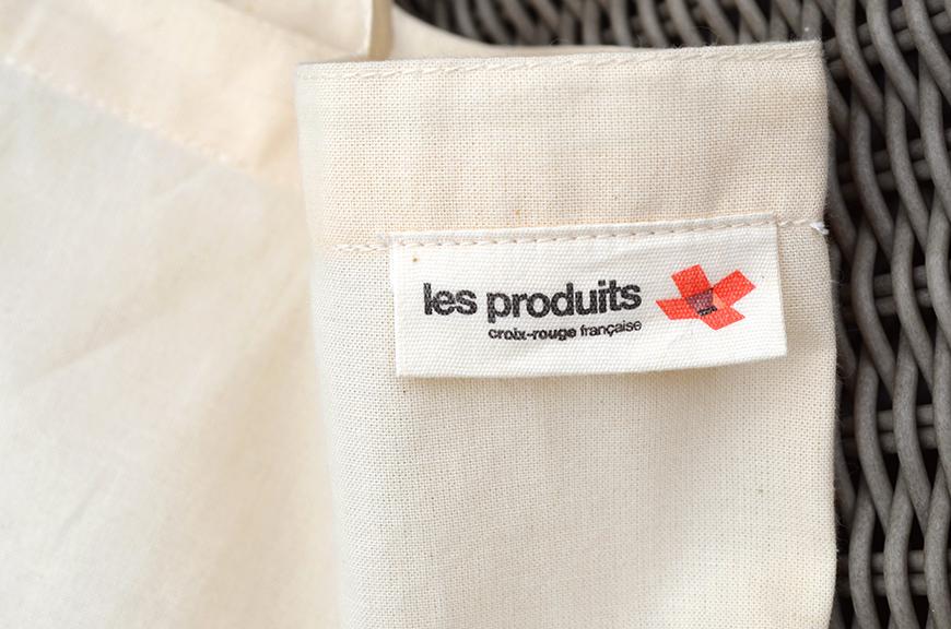duo de tote bags pour La Croix Rouge Hello it's Valentine Helloitsvalentine solidarité créativité projet collaboration bonne cause