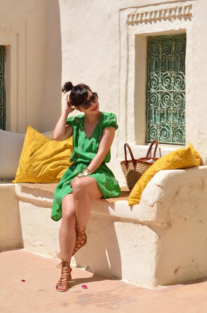 Dar Dhiafa Helloitsvalentine blogger Djerba Tunisie