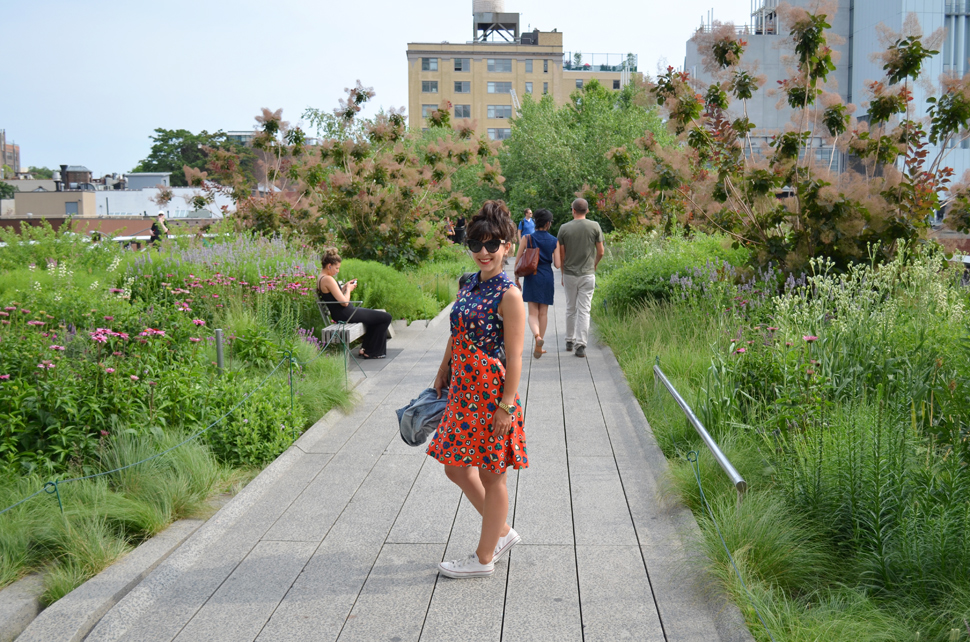 New York – The Highline, Lower West Side & Midtown