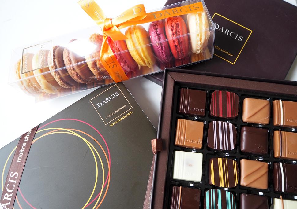 Salon du Chocolat 20 ans défilé backstage Helloitsvalentine Valentine blogueuse french blogger Paris Darcis chocolatier