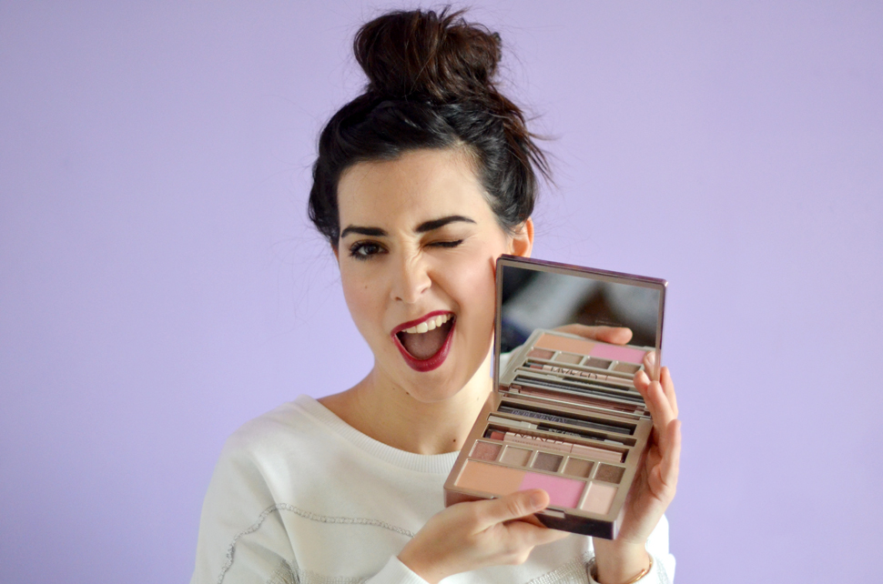 Tuto : La palette NAKED on the Run Urban Decay