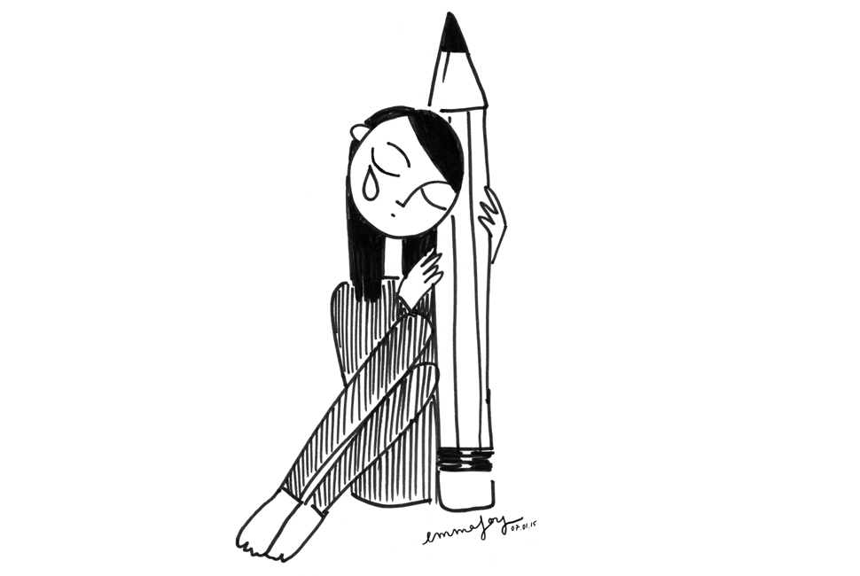 jesuischarlie Emma Joy illustration