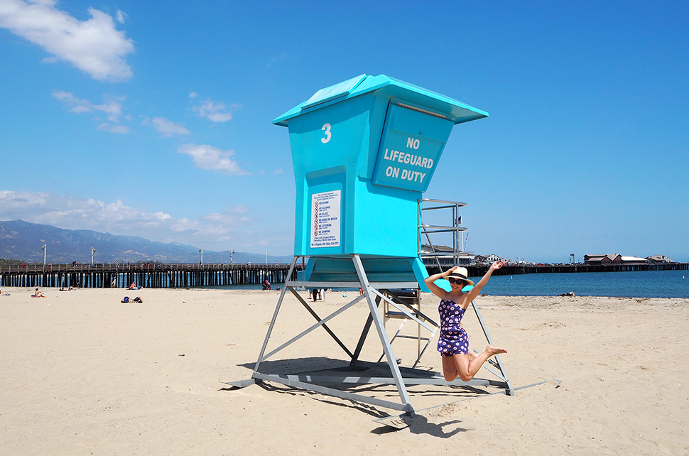 Road Trip en Californie #7 : Santa Barbara
