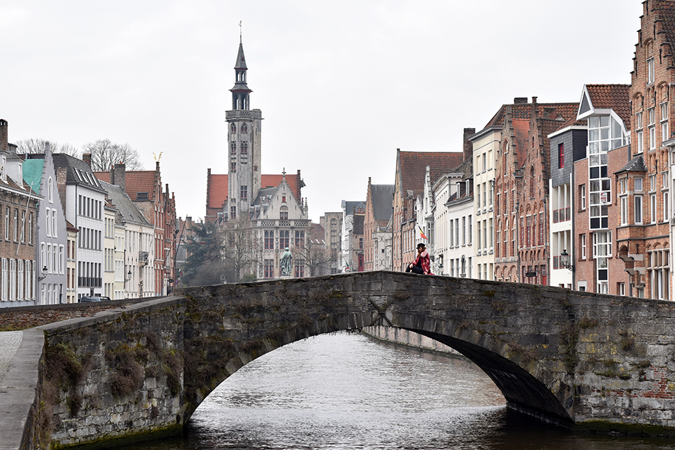 Un week-end à Bruges