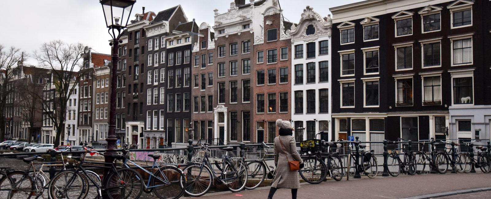 Un week-end à Amsterdam en mars