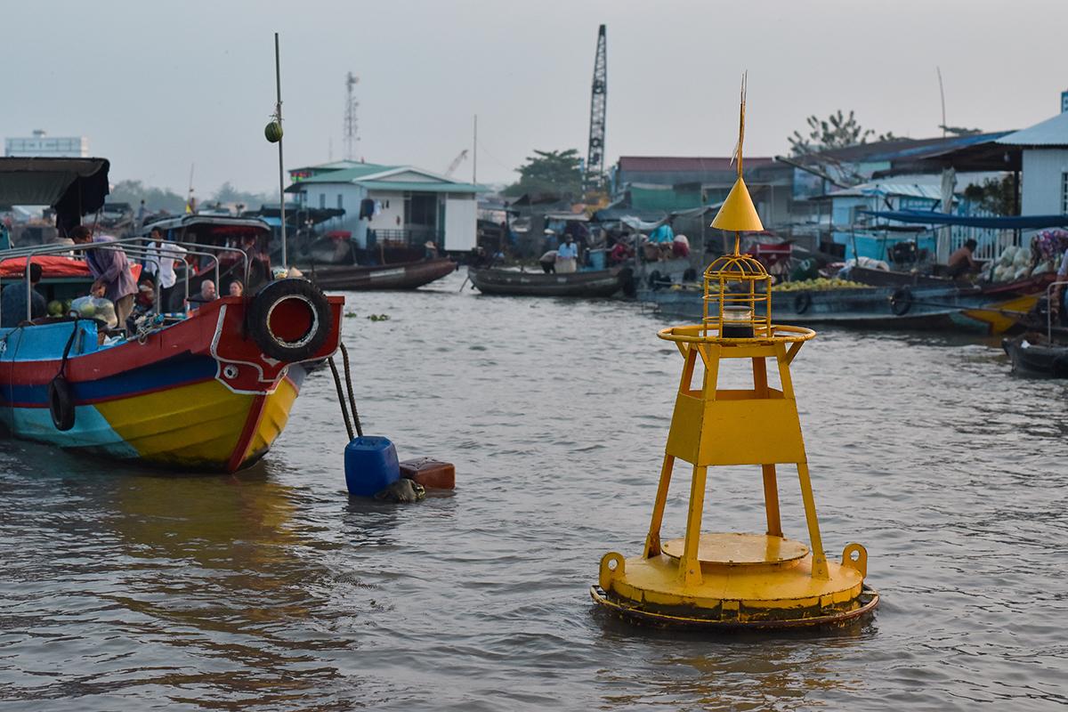 Helloitsvalentine MarcheFlottant CaiRang CanTho DeltaduMekong 12 - Quelques jours au Vietnam – Le marché flottant de Cai Rang à Can Tho sur le Delta du Mékong