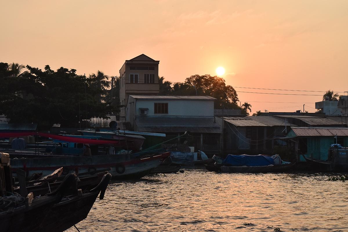 Helloitsvalentine MarcheFlottant CaiRang CanTho DeltaduMekong 2 - Quelques jours au Vietnam – Le marché flottant de Cai Rang à Can Tho sur le Delta du Mékong