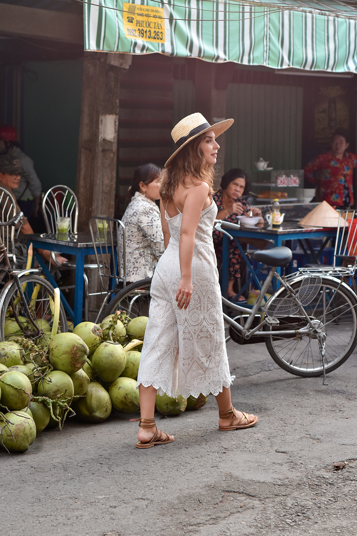 Helloitsvalentine MarcheFlottant CaiRang CanTho DeltaduMekong 20 - Quelques jours au Vietnam – Le marché flottant de Cai Rang à Can Tho sur le Delta du Mékong