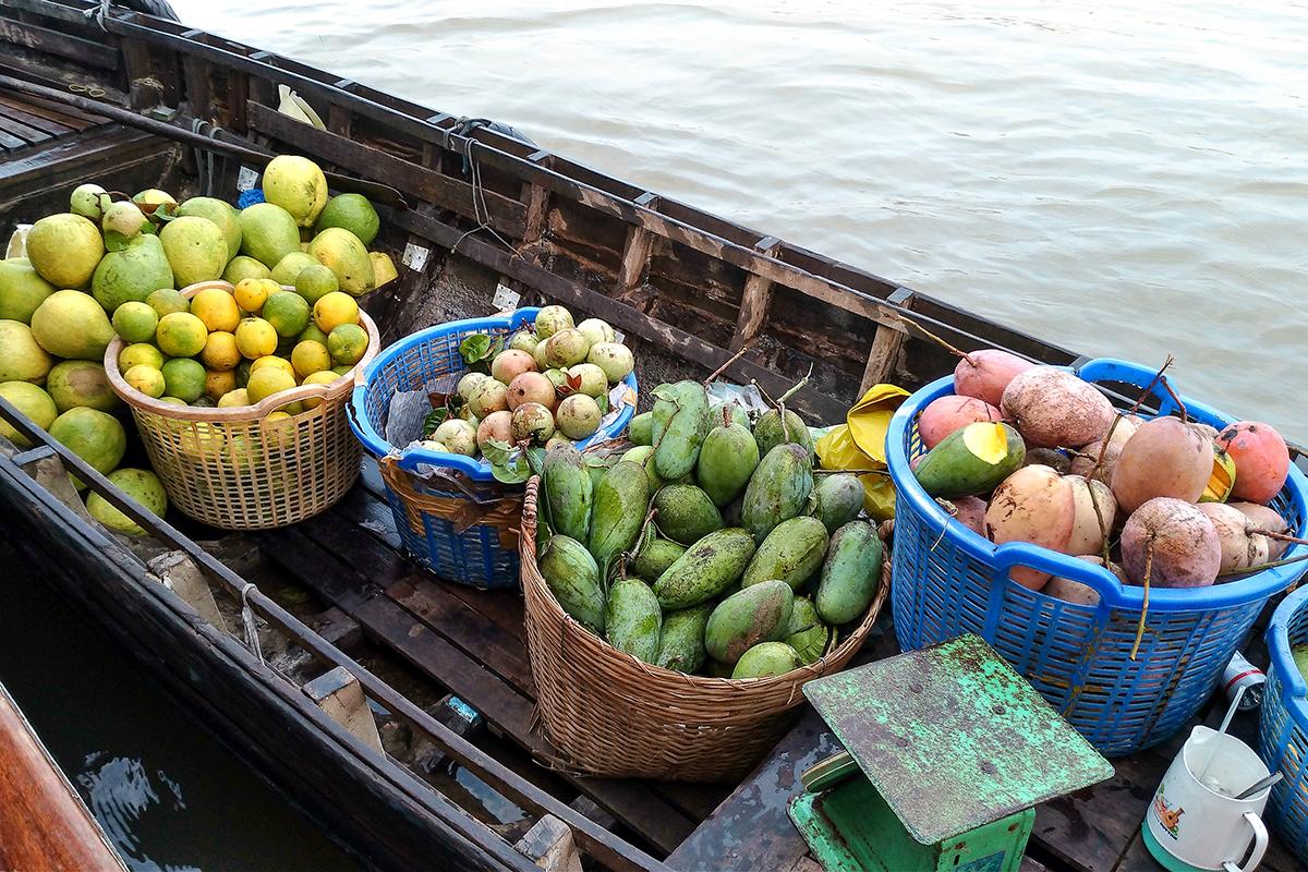 Helloitsvalentine MarcheFlottant CaiRang CanTho DeltaduMekong 25 - Quelques jours au Vietnam – Le marché flottant de Cai Rang à Can Tho sur le Delta du Mékong
