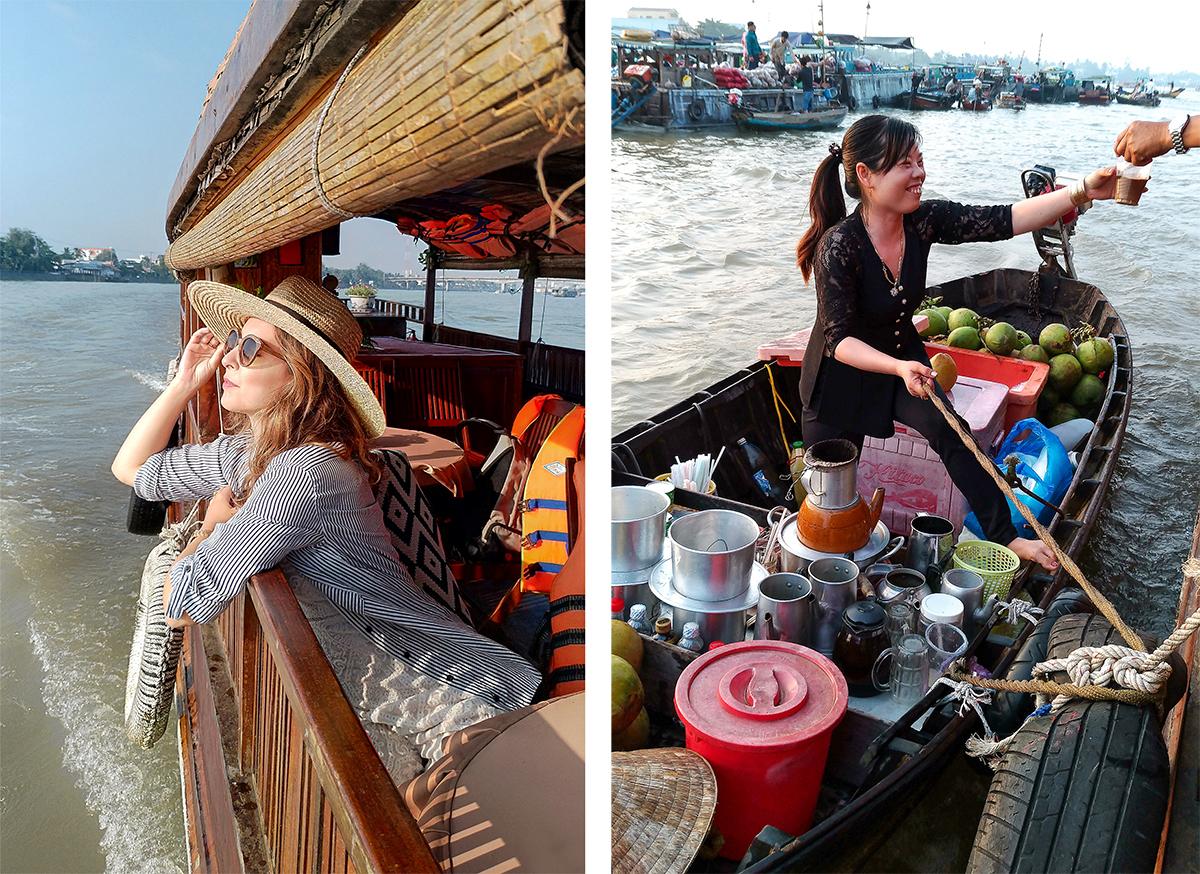 Helloitsvalentine MarcheFlottant CaiRang CanTho DeltaduMekong 26 - Quelques jours au Vietnam – Le marché flottant de Cai Rang à Can Tho sur le Delta du Mékong
