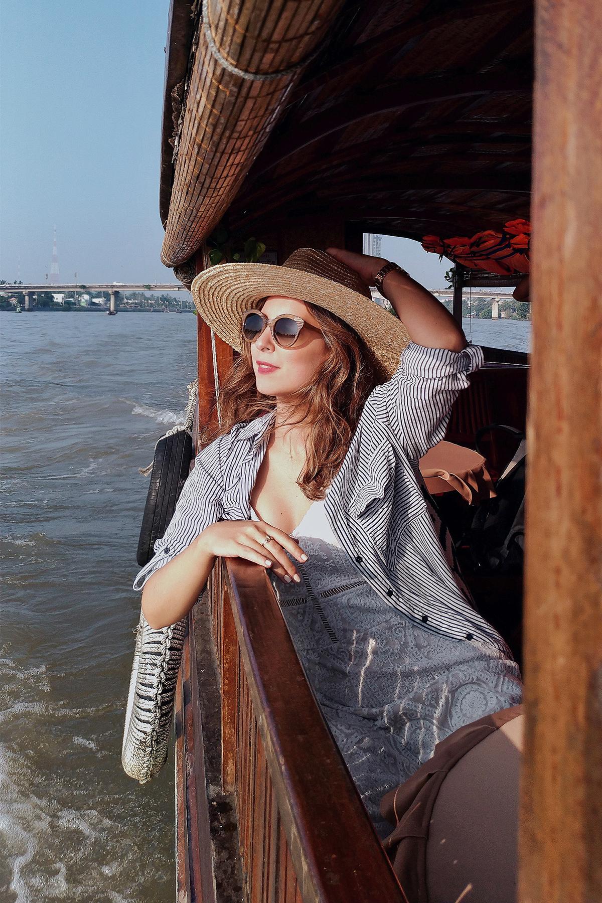 Helloitsvalentine MarcheFlottant CaiRang CanTho DeltaduMekong 6 - Quelques jours au Vietnam – Le marché flottant de Cai Rang à Can Tho sur le Delta du Mékong