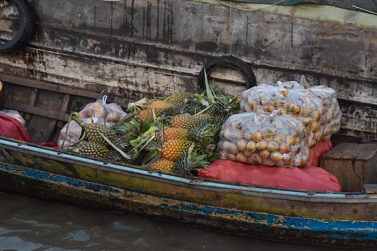 Helloitsvalentine MarcheFlottant CaiRang CanTho DeltaduMekong 8 2 - Quelques jours au Vietnam – Le marché flottant de Cai Rang à Can Tho sur le Delta du Mékong