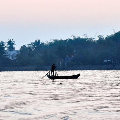 Quelques jours au Vietnam – Le marché flottant de Cai Rang à Can Tho sur le Delta du Mékong