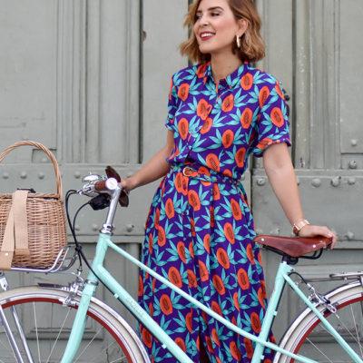 Mon nouveau vélo hollandais : le Gazelle Van Stael