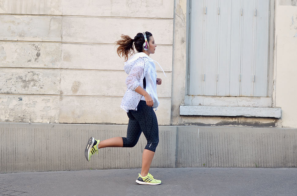 Le bon soutien-gorge de running