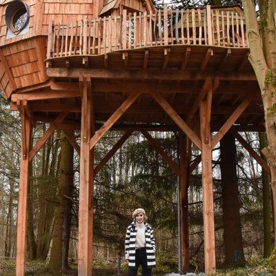 Un week-end dans les Cabanes des Grands Chênes – Éco-domaine luxueux